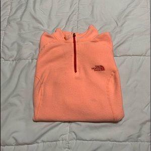 The North Face 1/4 Zip Fleece Jacket